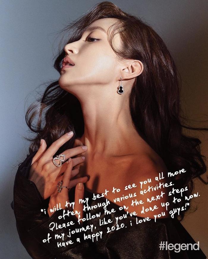 Bộ ảnh quyến rũ của Hani (EXID) khiến Knet nóng mắt ảnh 0