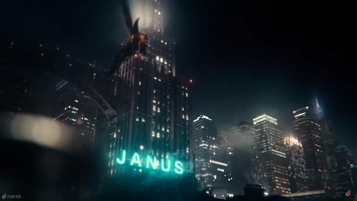 Tập đoàn Janus mà đáng ra Black Mask được thừa kế.