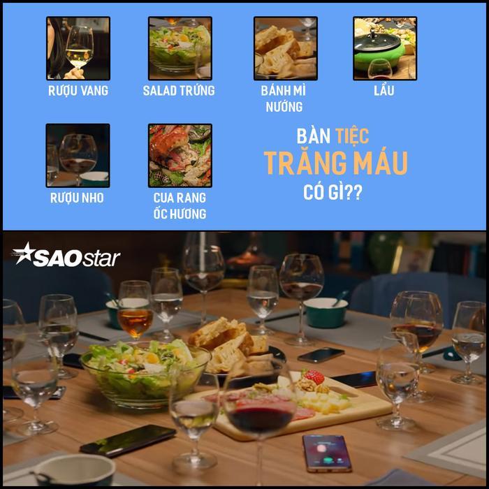 Bữa 'Tiệc trăng máu' sẽ thú vị ra sao với ca khúc, món ăn và bài thơ thuần Việt cùng khách mời Mỹ Tâm  Trúc Nhân? ảnh 11