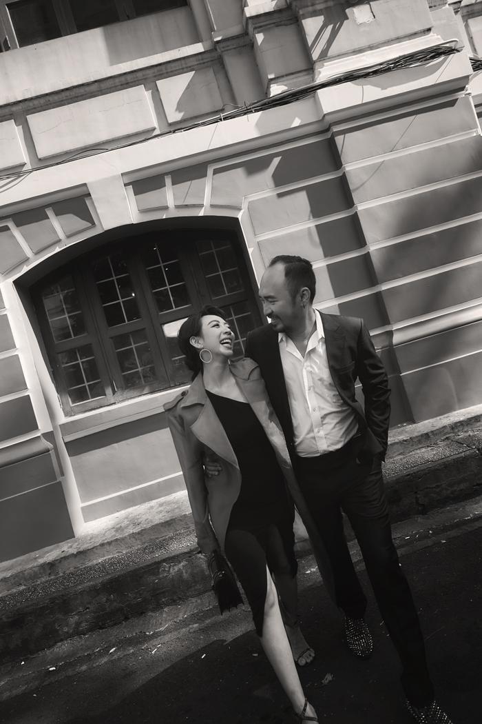 Thu Trang  Tiến Luật đón Valentine ngọt ngào, kể điều hạnh phúc nhất khi ở bên nhau 9 năm ảnh 3