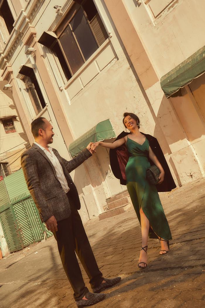 Thu Trang  Tiến Luật đón Valentine ngọt ngào, kể điều hạnh phúc nhất khi ở bên nhau 9 năm ảnh 11