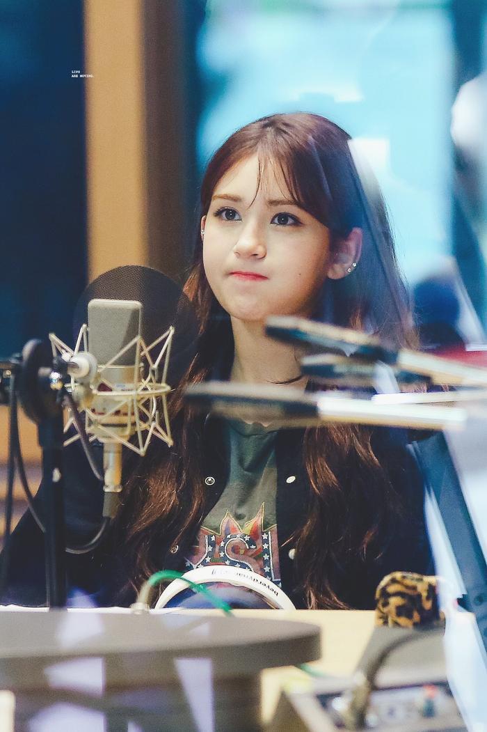 Cô nàng Jeon Somi.
