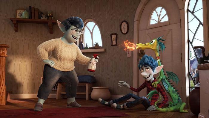 Những đánh giá đầu tiên của Onward: Hài hước, chân thành nhưng không phải tác phẩm tốt nhất của Pixar! ảnh 1
