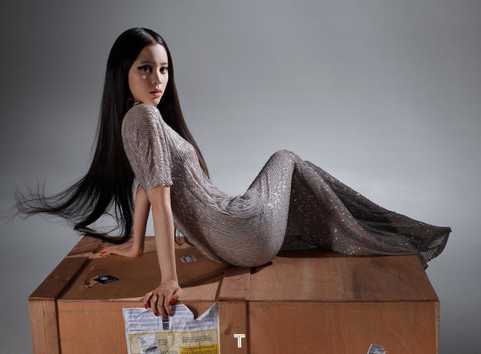 Bộ ảnh Valentine đẹp lung linh của Vương Nhất Bác, Lý Hiện, Lưu Thi Thi cùng loạt sao Hoa ngữ ảnh 23