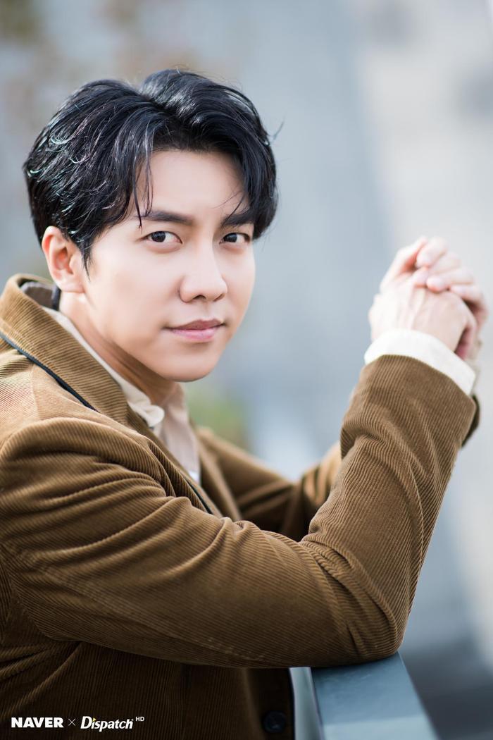 Lee Seung Gi.