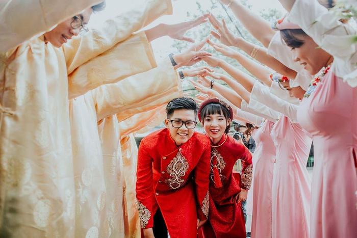 Thảo Ngọc và Minh Khoa quyết định tiến tới hôn nhân khi cả hai còn khá trẻ