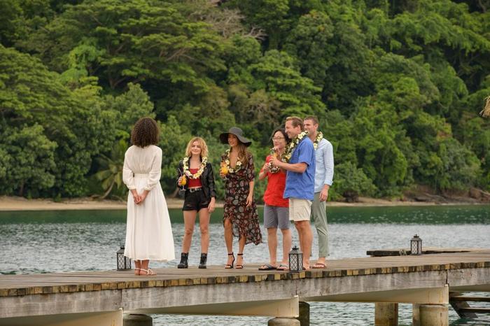 'Fantasy Island': Cốt truyện nhiều tiềm năng nhưng gây tiếc nuối vì loạt tình tiết rối não ảnh 4