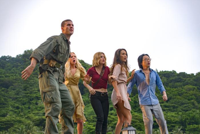 'Fantasy Island': Cốt truyện nhiều tiềm năng nhưng gây tiếc nuối vì loạt tình tiết rối não ảnh 0