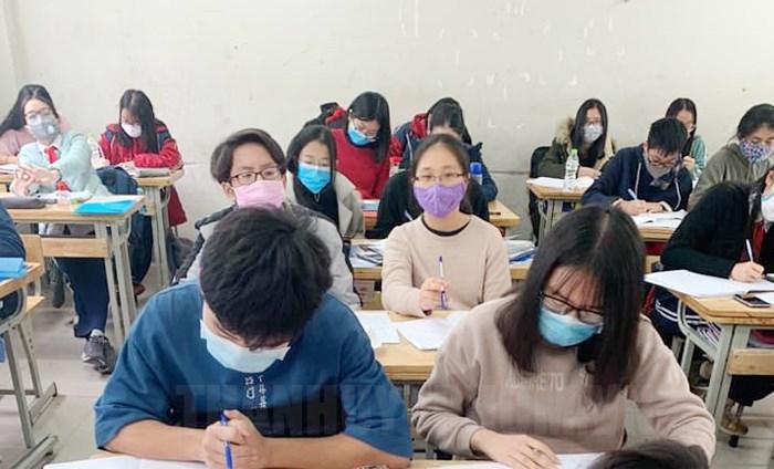 Bộ Giáo dục và Đào tạo đề nghị cho học sinh nghỉ hết tháng 2/2020 để phòng chống dịch virus corona.
