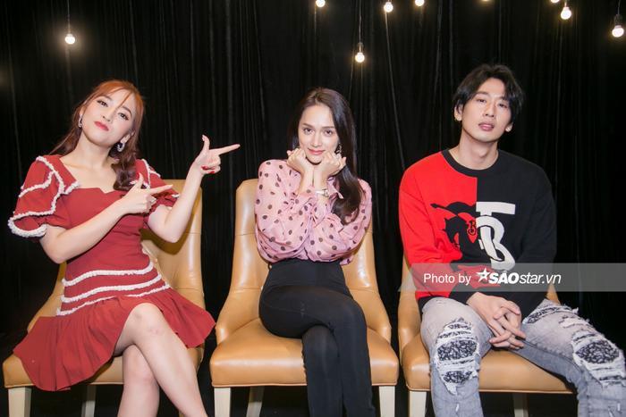 Hương Giang giải thích lý do kết thúc series #ADDODA, nghi vấn bách hợp cuối MV Tặng anh cho cô ấy ảnh 5