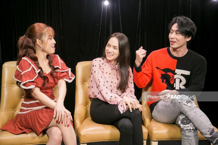 Hương Giang giải thích lý do kết thúc series #ADDODA, nghi vấn bách hợp cuối MV Tặng anh cho cô ấy ảnh 4