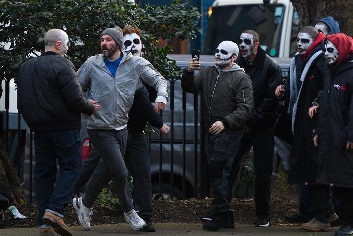 The Batman: Sự xuất hiện của nhóm Thanh Trừng tại thành phố Gotham ảnh 0