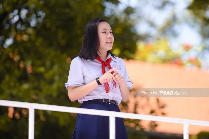 Tập 2 Thiếu niên nói 2020: Cô bé lớp 7 khóc nghẹn vì hối hận chưa kịp nói lời xin lỗi người cha quá cố ảnh 1