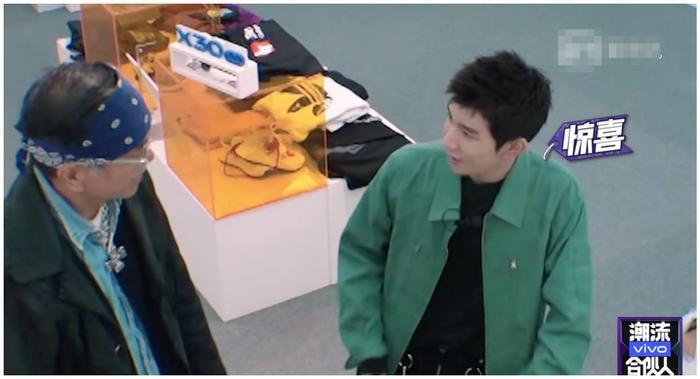 Vương Nguyên được khen ngợi trình độ giao tiếp tiếng anh lưu loát trong show Đối Tác Trào Lưu ảnh 9