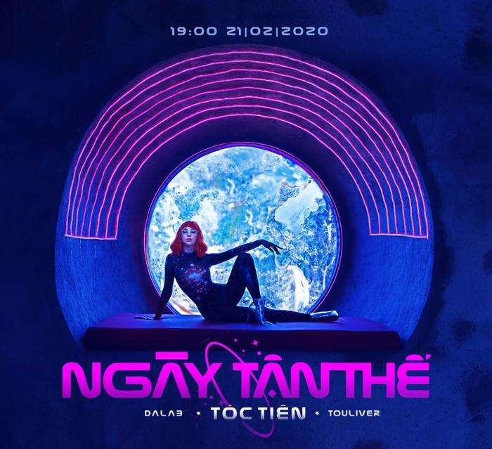 Ca khúc sẽ ra mắt vào ngày 21/2/2020 sắp tới.