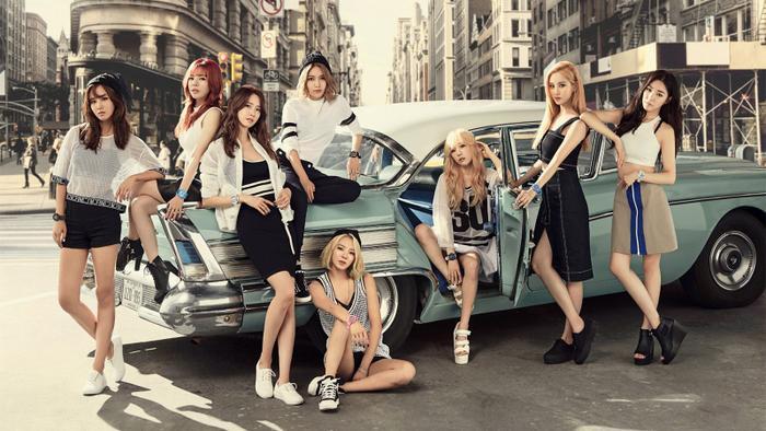 SNSD là nhóm nhạc nữ thứ 2 trên thế giới đạt triệu bản.