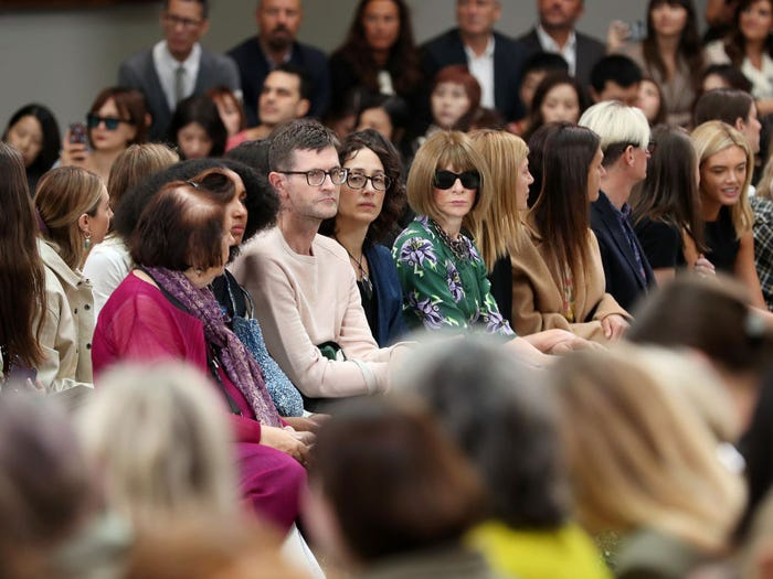 Sau tất cả những bất tiện và căng thẳng, Tuần lễ thời trang New York luôn là sự kiện thời trang tuyệt vời dành cho những người yêu cái đẹp.