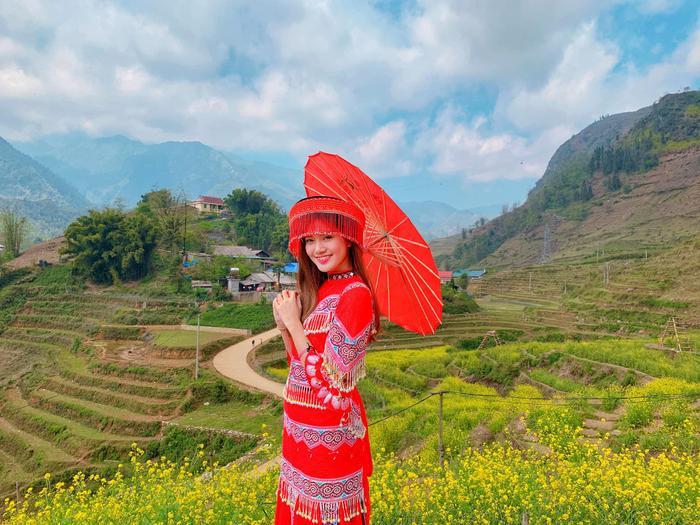 Võ Ngọc Hồng Đào chia sẻ về những thay đổi trong cuộc sống sau khi đạt danh hiệu Hoa khôi Đại học Hoa Sen 2020 ảnh 6