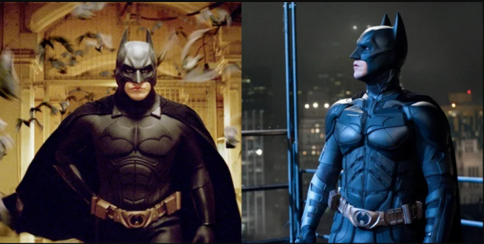 Cùng điểm lại tất cả những bộ trang phục của Batman từ trước đến nay ảnh 3