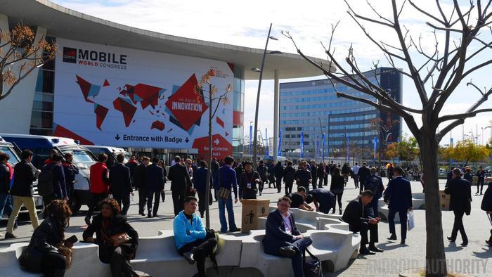 MWC 2020 trước đó dự kiến diễn ra vào cuối tháng 2 ở Barcelona, Tây Ban Nha. (Ảnh: Android Authority)