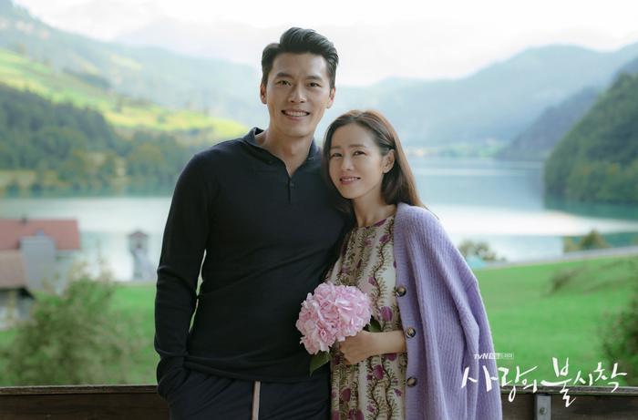 Phim giả tình thật, Son Ye Jin  Hyun Bin như chụp ảnh cưới ở cuối phim Hạ cánh nơi anh ảnh 7