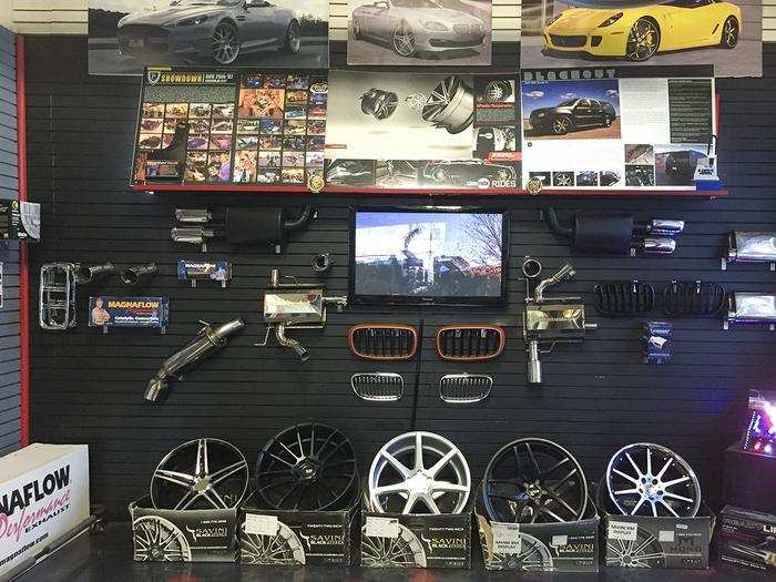 Với EVFTA,các phụ tùng ô tô cũng được xóa bỏ thuế nhập khẩu sau 7 năm. (Ảnh minh hoạ: Max Motorsport)