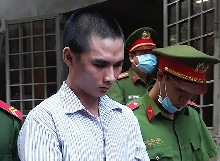 Bị cáo Nguyễn Văn Hồ. Ảnh: VNE