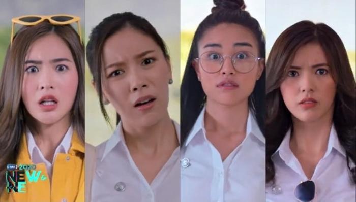 Trúc Anh (The Face) hóa siêu sao, yêu anh bảo vệ trong Girl Next Room  Series phim hot tháng 3 của GMM25 Thái Lan ảnh 8