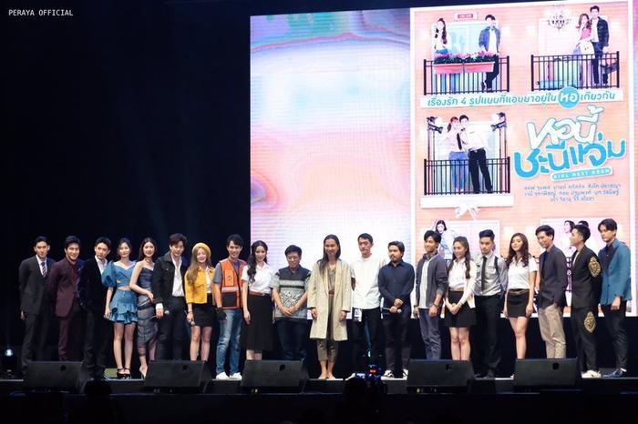 Trúc Anh (The Face) hóa siêu sao, yêu anh bảo vệ trong Girl Next Room  Series phim hot tháng 3 của GMM25 Thái Lan ảnh 9