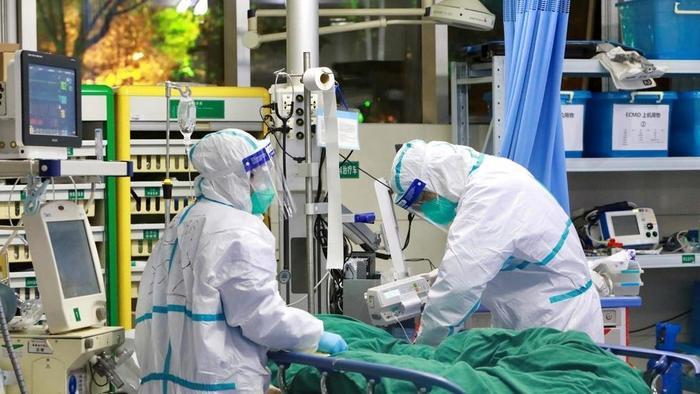 2.008 người tử vong vì virus corona, 75.131 trường hợp mắc bệnh. Ảnh minh họa