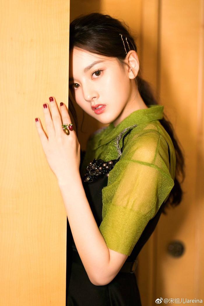 Top 10 nữ diễn viên Cbiz nổi tiếng tuần 2 tháng 2: Dương Tử đứng đầu, Dương Mịch  Tống Thiến theo sau ảnh 0
