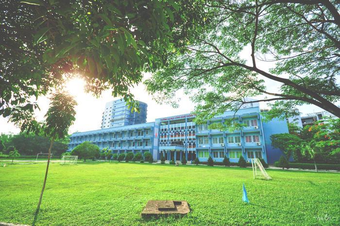 Trường Đại học Công nghệ thông tin – ĐHQG TP.HCM. Ảnh: Fanpage UIT