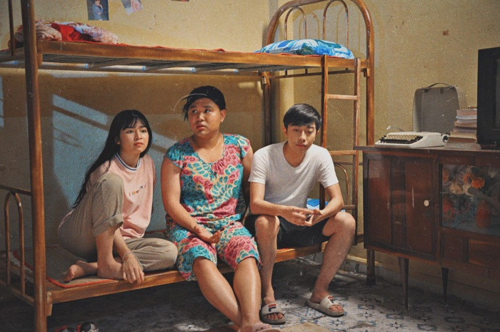 Quốc Khánh và Phát La rủ rê Cris Phan, Khánh Vân làm Bố già parody, tiết lộ sẽ có trùm cuối gây bất ngờ ảnh 1