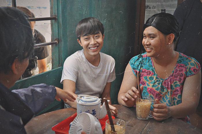 Quốc Khánh và Phát La rủ rê Cris Phan, Khánh Vân làm Bố già parody, tiết lộ sẽ có trùm cuối gây bất ngờ ảnh 0
