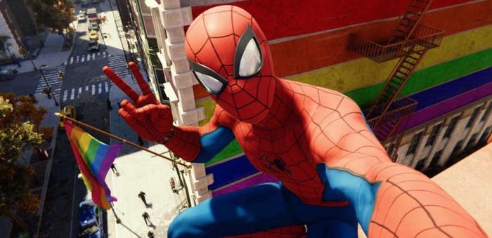 Sony sẽ trình làng Spider-Man song tính (bisexual) trong phần phim tiếp theo? ảnh 0
