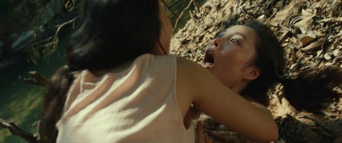 Truyền thuyết về Quán Tiên tung trailer rùng rợn, ám ảnh với câu chuyện thiếu nữ bị bắt làm vợ khỉ ảnh 9
