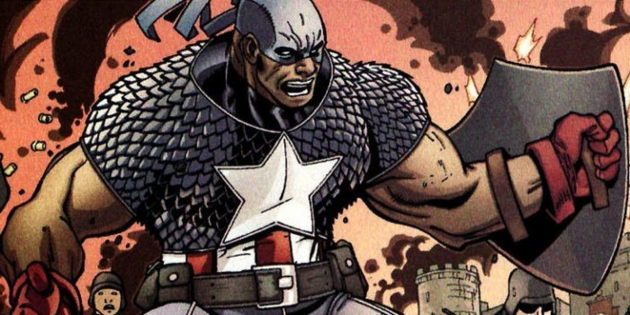 The Falcon and the Winter Soldier: Sẽ có sự xuất hiện của một Captain America da màu?