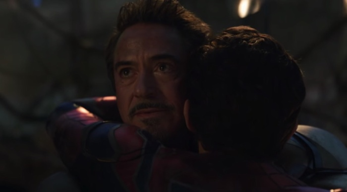 Robert Downey Jr. và Tom Holland cùng nhau đóng Back To The Future? ảnh 3