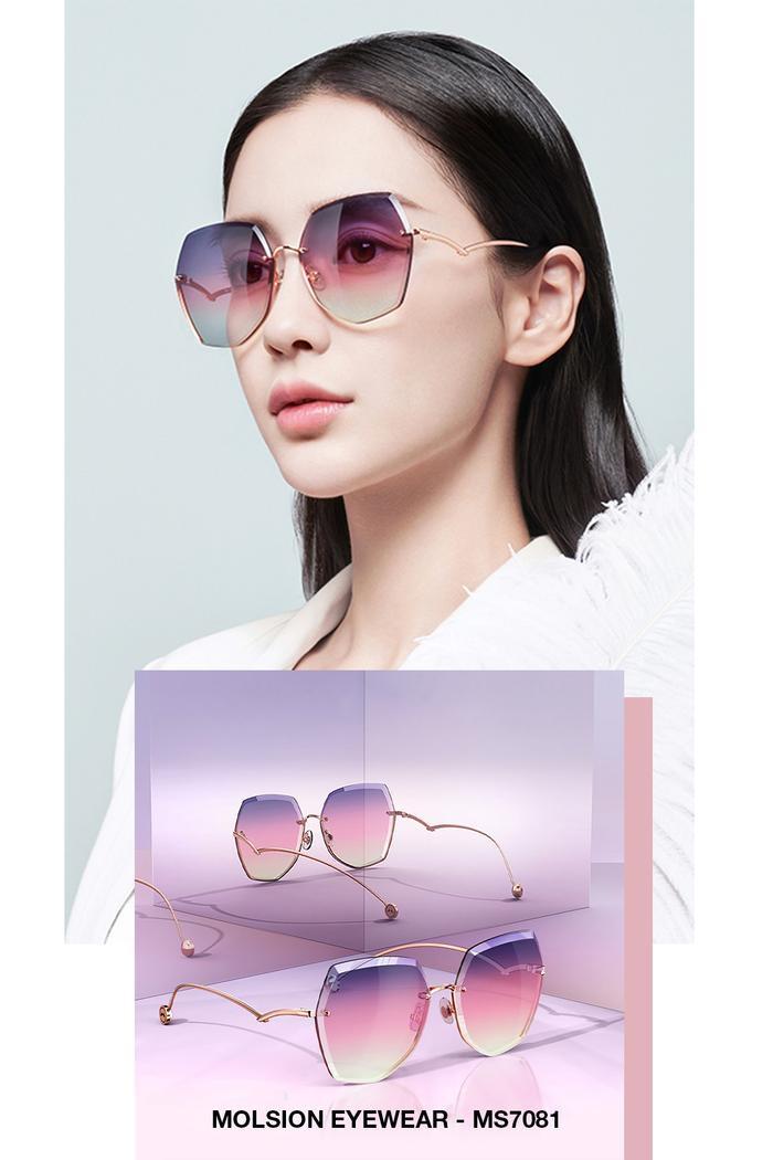 Ninh Dương Lan Ngọc và loạt sao biến hoá phong cách cùng kính mắt Molison ảnh 9
