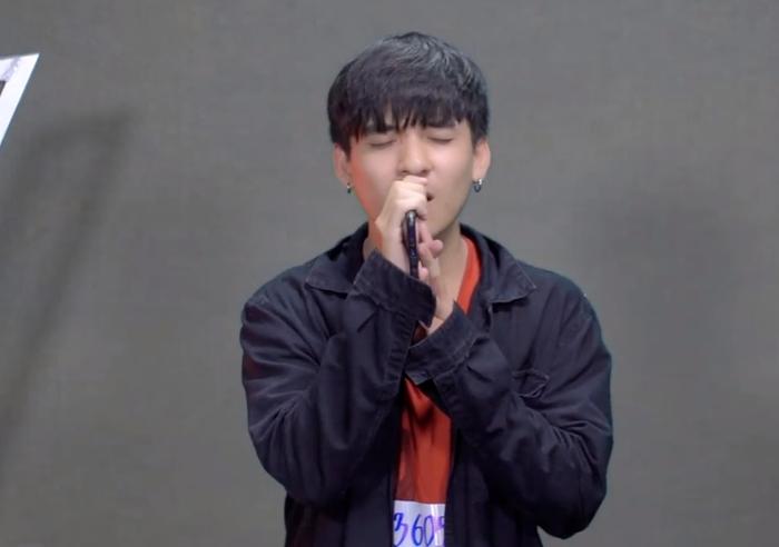 Quang Đông từng tham gia casting The Voice - Giọng hát Việt.