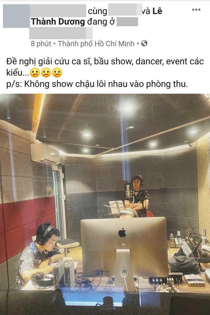 Ế show mùa Corona, Ngô Kiến Huy và Ninh Dương Lan Ngọc ủ mưu quay MV ca khúc mới? ảnh 0