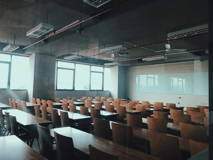 Xuýt xoa trước loạt ảnh đẹp như trường Tây tại cơ sở mới của Đại học Văn Lang ảnh 5