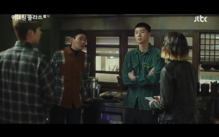 Itaewon Class tập 7: Kim Da Mi và Park Seo Joon qua đêm cùng nhau, tình cảm bùng nổ? ảnh 4