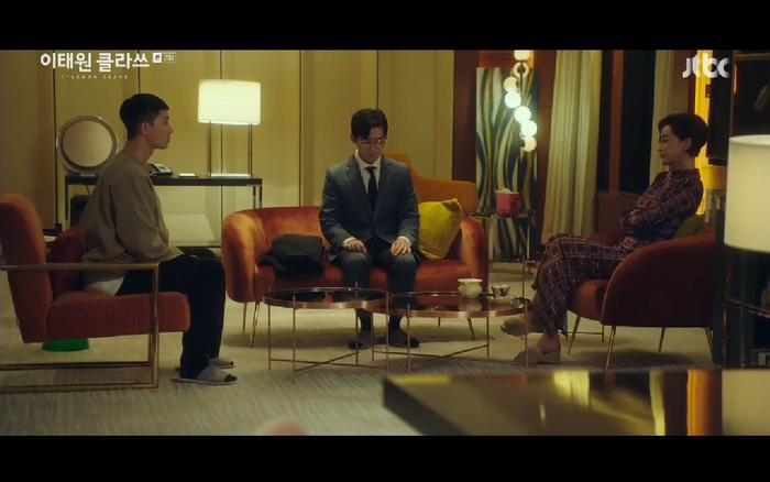 Itaewon Class tập 7: Kim Da Mi và Park Seo Joon qua đêm cùng nhau, tình cảm bùng nổ? ảnh 16