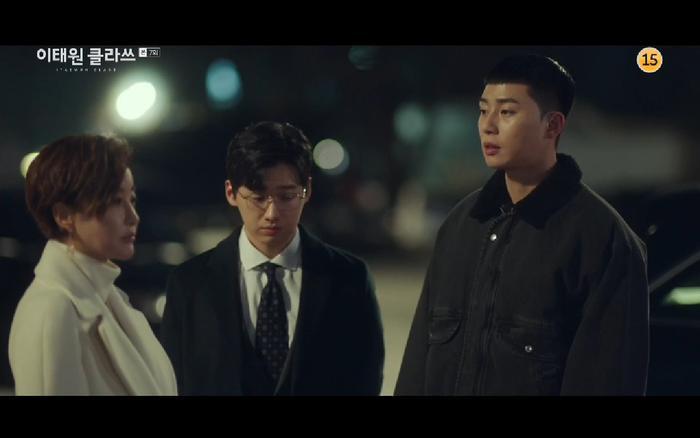 Itaewon Class tập 7: Kim Da Mi và Park Seo Joon qua đêm cùng nhau, tình cảm bùng nổ? ảnh 17