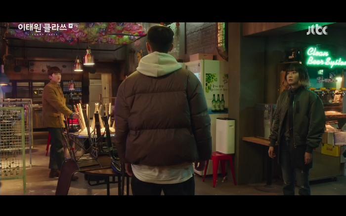 Itaewon Class tập 7: Kim Da Mi và Park Seo Joon qua đêm cùng nhau, tình cảm bùng nổ? ảnh 25