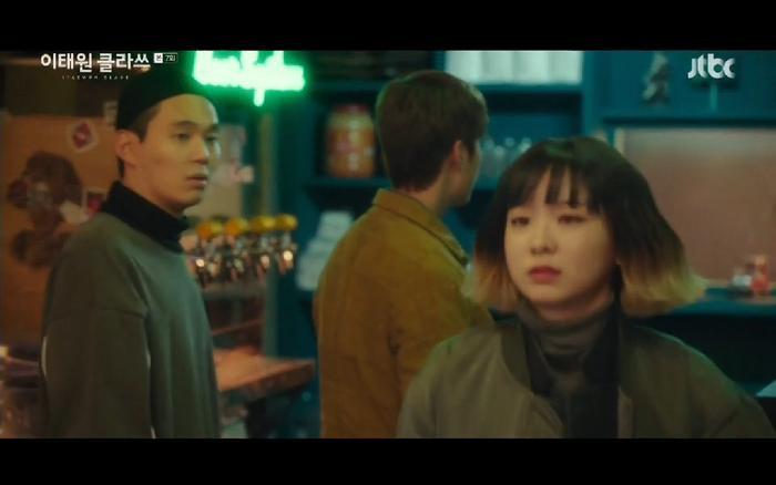 Itaewon Class tập 7: Kim Da Mi và Park Seo Joon qua đêm cùng nhau, tình cảm bùng nổ? ảnh 26