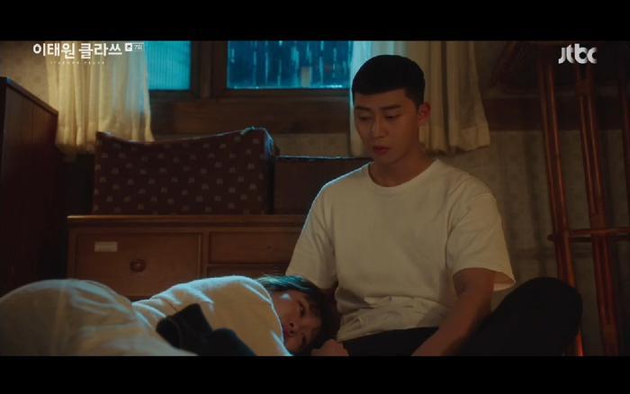 'Itaewon Class' tập 7: Kim Da Mi và Park Seo Joon qua đêm cùng nhau, tình cảm bùng phát?
