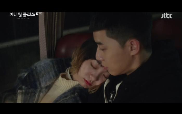 Itaewon Class tập 7: Kim Da Mi và Park Seo Joon qua đêm cùng nhau, tình cảm bùng nổ? ảnh 40