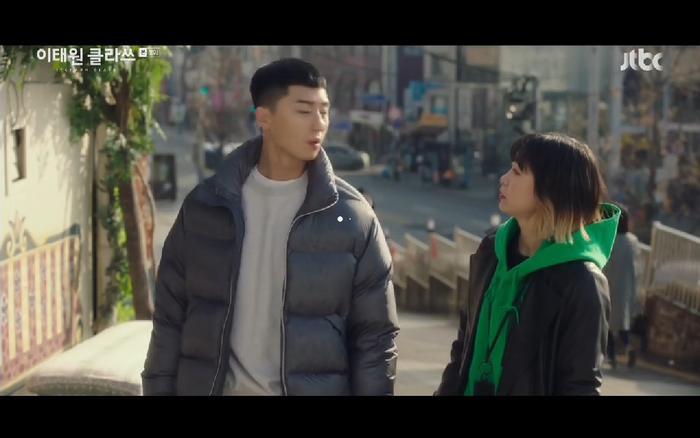 Itaewon Class tập 7: Kim Da Mi và Park Seo Joon qua đêm cùng nhau, tình cảm bùng nổ? ảnh 43